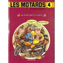 Bandes dessinées Les Motards 04
