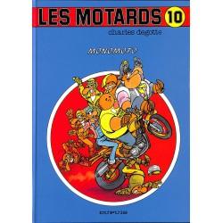 ABAO Bandes dessinées Les Motards 10
