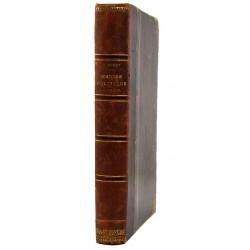 ABAO Lettres et manuscrits [Manuscrit] Chotteau (Henri) - Histoire politique moderne.