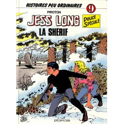 Bandes dessinées Jess Long 09