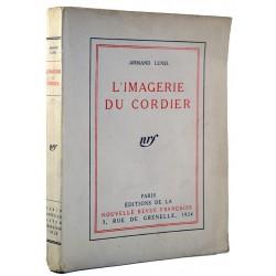 ABAO Grands papiers Lunel (Armand) - L'Imagerie du cordier. EO.