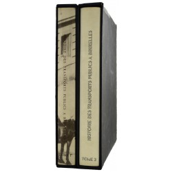 ABAO 1900- Histoire des transports publics à Bruxelles. 2 tomes.