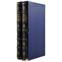 ABAO 1900- Chanat (Charles) - Manuel pratique de l'ouvrier relieur. 2 tomes.