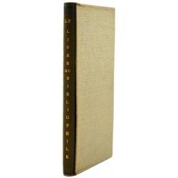 ABAO 1800-1899 Lemerre (Alphonse) - Le Livre du bibliophile.
