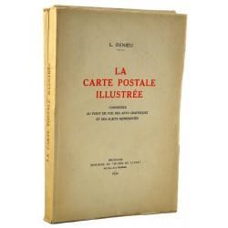 ABAO 1900- Renieu (L.) - La Carte postale illustrée.