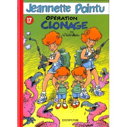 ABAO Bandes dessinées Jeannette Pointu 17