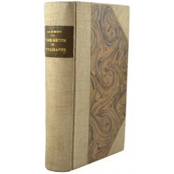 ABAO 1900- Dumont (Jean) - Vade-medum du typographe.
