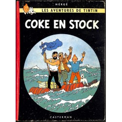 Bandes dessinées Tintin 19 B24 - EO belge