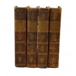 ABAO Littérature Blanchard (Pierre) - Le Plutarque de la jeunesse. 4 tomes.