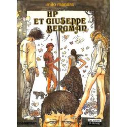 Bandes dessinées Giuseppe Bergman 01