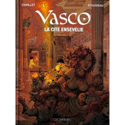 Bandes dessinées Vasco 26