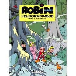 Bandes dessinées Robin Dubois 15 + Dédicace.
