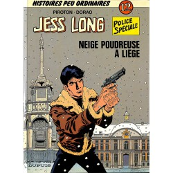 Bandes dessinées Jess Long 12