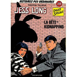 Bandes dessinées Jess Long 10
