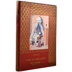 Enfantina Dumas (Alexandre) - Histoire d'un casse-noisette. Illustrations de Jacqueline Duché.