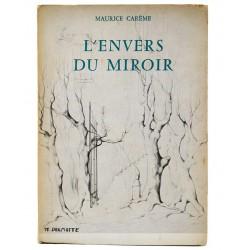 ABAO Poésie Carême (Maurice) - L'Envers du miroir. + Dédicace.