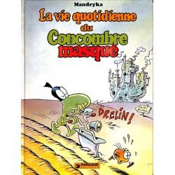Bandes dessinées Le Concombre masqué (Dargaud) 04