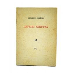 ABAO Poésie Carême (Maurice) - Images perdues.
