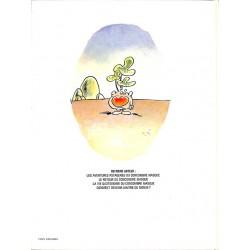 ABAO Bandes dessinées Le Concombre masqué (Dargaud) 04