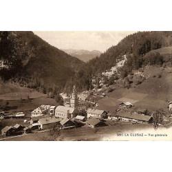 ABAO 74 - Haute Savoie [74] La Clusaz - Vue générale.