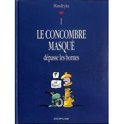 ABAO Bandes dessinées Le Concombre masqué (Dupuis-série 2) 01