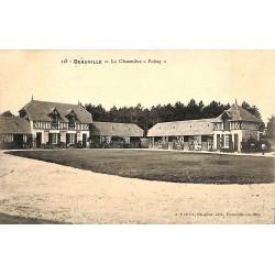 "ABAO 14 - Calvados [14] Deauville - La Chaumière ""Poissy""."
