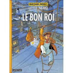 ABAO Bandes dessinées Little Nemo 01