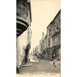 63 - Puy-de-Dôme [63] Montferrand - Maison des Echevins, Rue de la Rodade.