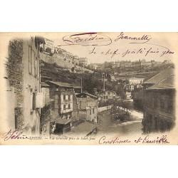 63 - Puy-de-Dôme [63] Thiers - Vue générale prise de Saint-Jean.