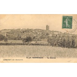 63 - Puy-de-Dôme [63] Montpeyroux - Vue Générale.