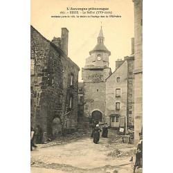 ABAO 63 - Puy-de-Dôme [63] Besse - Le Beffroi.