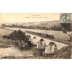 ABAO 63 - Puy-de-Dôme [63] Auvergne - L'Allier au Pont de Blot.