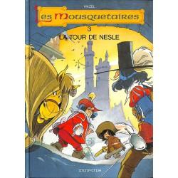 ABAO Bandes dessinées Les mousquetaires 05
