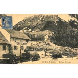 ABAO 63 - Puy-de-Dôme [63] Ceysat - Col de Ceyssat.