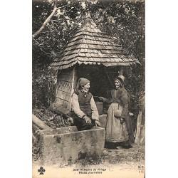 ABAO 63 - Puy-de-Dôme [63] Auvergne - Potins de Village. Récits d'autrefois.