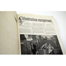 ABAO Illustration européenne (L') L'Illustration européenne. 1877/11/10 à 1878/11/02. 8ème année.