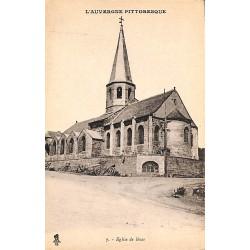 ABAO 63 - Puy-de-Dôme [63] Besse-et-Saint-Anastaise - Eglise de Besse.
