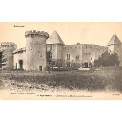 ABAO 63 - Puy-de-Dôme [63] Aigueperse - Château de la Roche, vue d'ensemble.