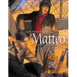 Bandes dessinées Mattéo 04
