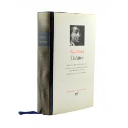 La Pléiade Goldoni (Carlo) - Théâtre.