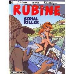 Bandes dessinées Rubine 04