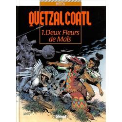 ABAO Bandes dessinées Quetzalcoatl 01
