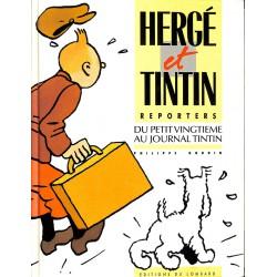 ABAO Bandes dessinées [Hergé] Goddin (Philippe) - Hergé et Tintin reporters