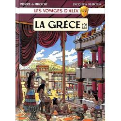 ABAO Bandes dessinées Alix (Les Voyages d') 05 - La Grèce (2).