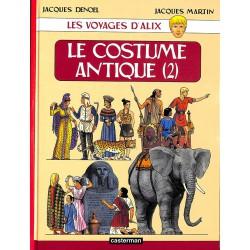 ABAO Bandes dessinées Alix (Les Voyages d') 10 - Le Costume antique (2).