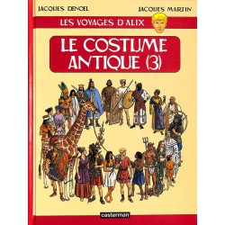 ABAO Bandes dessinées Alix (Les Voyages d') 13 - Le Costume antique (3).