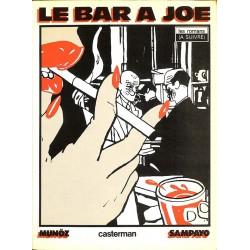 ABAO Bandes dessinées Le Bar à Joe