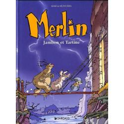 Bandes dessinées Merlin 01