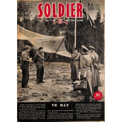ABAO Soldier, the british army magazine SOLDIER the british army magazine 1945/05/12