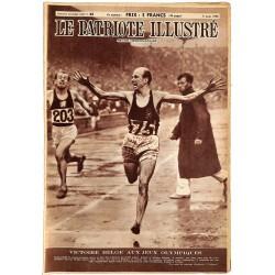 Patriote illustré (Le) Le Patriote illustré 1948/08/08.